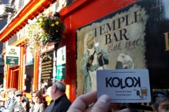 carte kolok temple bar irlande